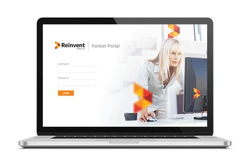 White-Label Partner Portal