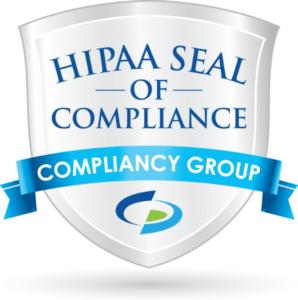 HIPPA Seal of Compliance