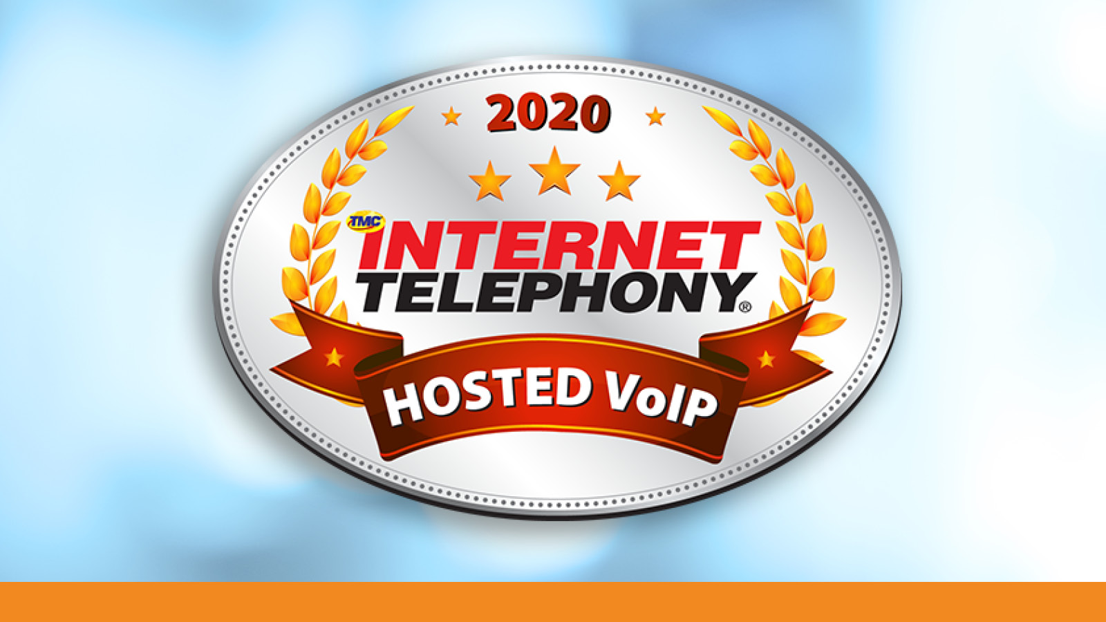 Reinvent Wins 2020 Internet Telephony Hosted VoIP Award