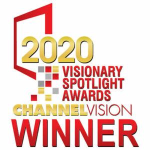 Reinvent Visionary Spotlight Awards Winner 2020
