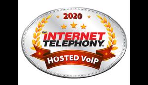 2020 Hosted VoIP Award Winner