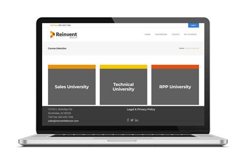 Reinvent University